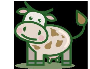 Dean Farm Trust: Cow